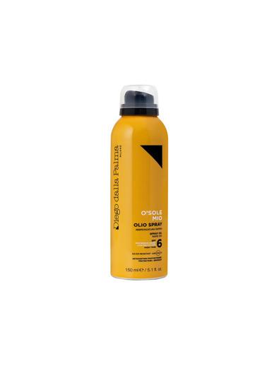 Diego Dalla Palma Diego Dalla Palma O'Solemio Oil Spf6 Body Spray - Bronzlaştırıcı Kuru Yağ SPF6 150 Ml Renksiz